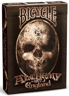 Karty do gry Bicycle: Alchemy II