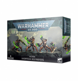 Necrons Skorpekh Destroyers
