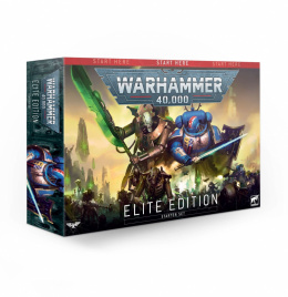 WH 40k Start Here Elite Edition