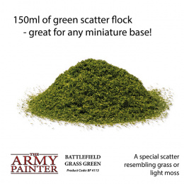Army Painter: Battlefield Grass Green BF4113