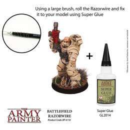 Army Painter: Battlefield Razorwire BF4118
