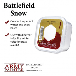Army Painter: Battlefield Snow BF4112