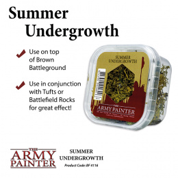 Army Painter: Battlefield Summer Undergrowth BF4116