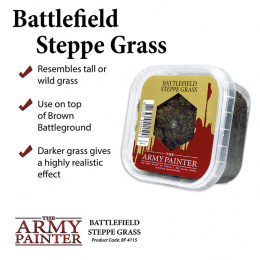 Army Painter: Battlefield Steppe Grass BF4115