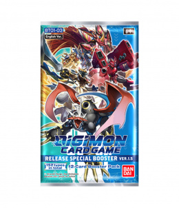 Digimon Card Game - Special Booster ver1.5