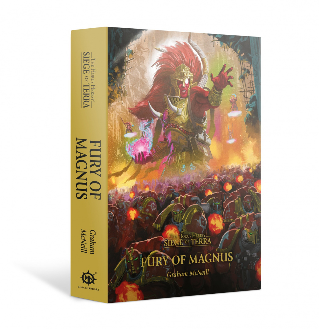 The Horus Heresy Siege Of terra: Fury of Magnus
