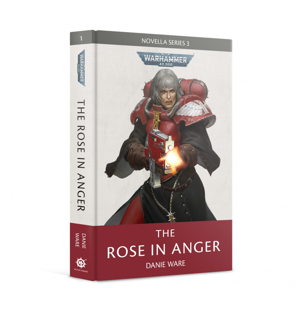Warhammer 40.000: The Rose in Anger