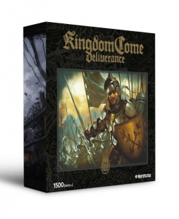 Puzzle 1500 Kingdome come: Deliverance - Henry
