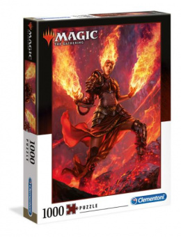 Puzzle 1000 Magic The Gathering Red