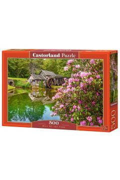Puzzle 1000 Mill by the Pond CASTOR
