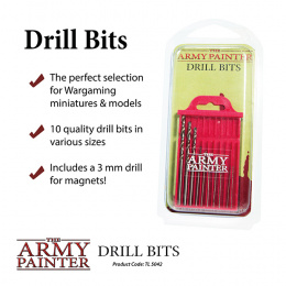 The Army Painter: Drill Bits TL5031