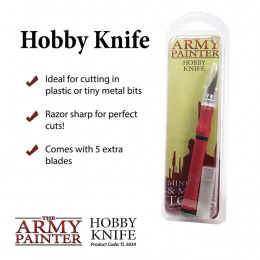 The Army Painter: Hobby Knife TL5034