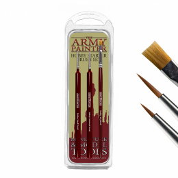 The Army Painter: Hobby Starter Brush Set