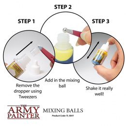 The Army Painter: Mixing Balls TL5041
