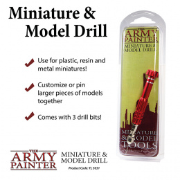 The Army Painter: Miniature and Model Drill TL5031