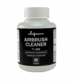 Vallejo Airbrush Cleaner 85ml, VAL 71.099