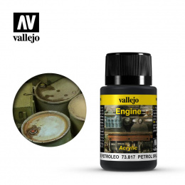 Vallejo Weathering Effects: Petrol Spills, VAL-73.817
