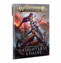 Battletome: Daughters Of Khainea