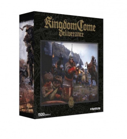 Puzzle 1500 Kingdome come: Deliverance - Pogrom