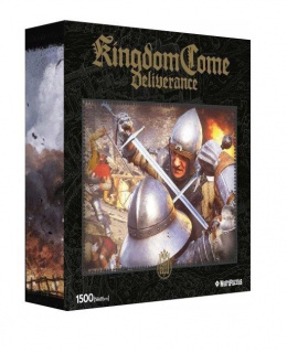 Puzzle 1500 Kingdome come: Deliverance - Starcie