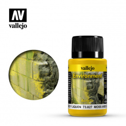 Vallejo Weathering Effects: Moss and Lichen Effect, VAL73827