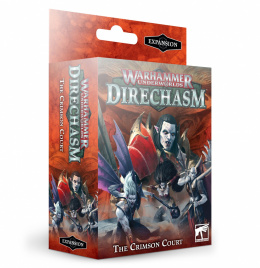 Warhammer Underworlds Direchasm The Crimson Court