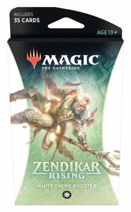 Zendikar Rising Theme Booster-White